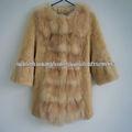 2013 New Style Luxury Fur Coat para la Mujer