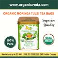 orgánicos tulsi té de hoja