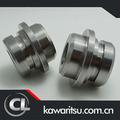 de precisión CNC de mecanizado de acero inoxidable Torno parte