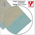 de colores de papel en relieve diferent de texturas