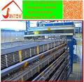 El diseño de nuevos equipos automáticos de codorniz jaula para las granjas avícolas
