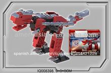 Dinosaurio 3d serie de bloques de construcción, akantor 3 1 en ladrillo, 3d akantor bloque builing