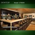 barras de bar de café, barras de bar superficie sólida de acrílico y barras de bar de madera en venta