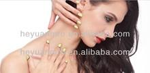 brillante capa superior de esmaltes de uñas