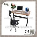 dos patas de altura ajustable escritorio del ordenador portátil
