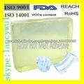 termofusible pegamento adhesivo elástico para compresa higiénicatermofusible pegamento adhesivo elástico para compresa higiénica