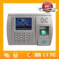 máquinas biométricas gestión de empleados (HF-U580)
