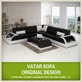 Muebles baratos, muebles de Foshan, sofás italianos de lujo