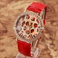 Envío gratis 500pcs/lot dama de la moda de la cinta con reloj correa intercambiable jr0919