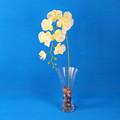 cm 92 madre solala artificial orquídea de color amarillo