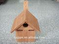 hecho a mano de madera casas del pájaro