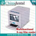 M-188 multifuncional lector de película de rayos X con una tarjeta SD de 2.5 pulgadas LCD de rayos x posicionador película enter