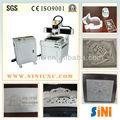 China sin-c3030 mini cnc torno de madera