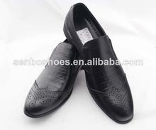europa hombres diseñador de zapatos de vestir