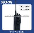 comunicación de 2 vías de radio TK-2207G vhf 136-174mhz