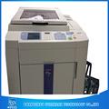 reacondicionar máquina fotocopiadora Risograph MZ770 duplicadora copiadora