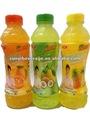 580ml de jugo de fruta bebida pulposa