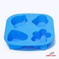 caliente 2013 hickey forma de torta de silicona taza de artículos para el hogar