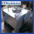 construcción de acero inoxidable tanque de ibc contenedor