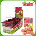 Frutas dulces duros