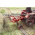 Rastrillo de alfalfa/cortadora de césped con rastrillo, multi- funcional segadora precio