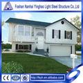 Blanco casa prefabricada económica o chalets en venta