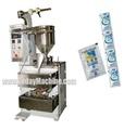 Huile de coco machine d'emballage, huile végétale packs machine