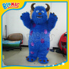 monsters inc azul sully disfraces para Halloween