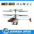 2013 Nuevo Mini 4CH RC helicóptero con Gyro & Engranaje de dirección