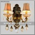 Alta calidad lámpara de cristal moderna lámpara de pared hecho en China MD8504