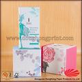 Un- dh4024# 2014 alibaba diferentes tipo de flores de regalo de papel caja de venta caliente