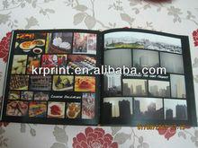 la fotografía de impresión de libros