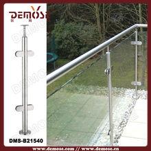 de acero inoxidable balcón valla de seguridad