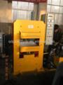 Piso de borracha vulcanizadora de pneus pressador máquina/de vulcanização da borracha imprensa