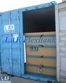 El flexitanque para aceites graso para transporte