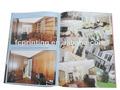 la impresión personalizada de catálogo