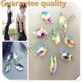 Coser en piedra de cristal para prendas de vestir