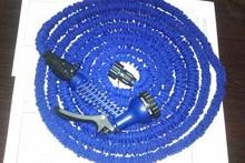 manguera de jardín nueva tubería de expansión 25ft manguera extensible patentado flexible de la manguera de jardín como se ve en