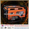 bajo precio 4 carrera eléctrico pequeño generador de gasolina portátiles