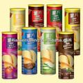 Chips de patata( té de limón)