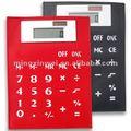 8- chiffres pvc calculatrice solaire