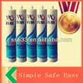 muestras rápida disponible- secado buena adherencia sellador de silicona