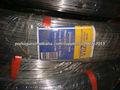 Fábrica de fio de aço galvanizado oval