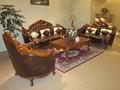 fotos antigas de madeira sofá de móveis