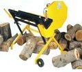 cortador de madera de madera de la máquina cortadora de troncos