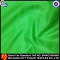 Dacron forro de tela/tafetán tela para el forro/forro de tela para los abrigos