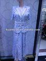 el último verano diseños de vestido de traje de las damas