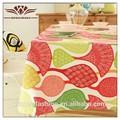 Personalizado impresso toalha de algodão, post- modernista estilo toalha de mesa, a figura abstrata toalhas de mesa