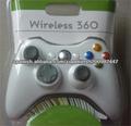 Caliente venta para XBOX360 renovado y Original Wireless Controller para-consola XBOX 360