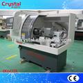 ampliamente utilizado barato micro torno cnc tipo de pandillas cnc de la máquina herramienta CK6432A
